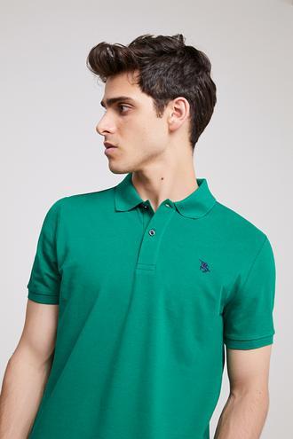 Ds Damat Regular Fit Yeşil T-shırt - 8682060786401 | D'S Damat