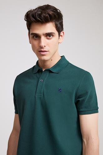 Ds Damat Regular Fit Haki T-shirt - 8682060786753 | D'S Damat