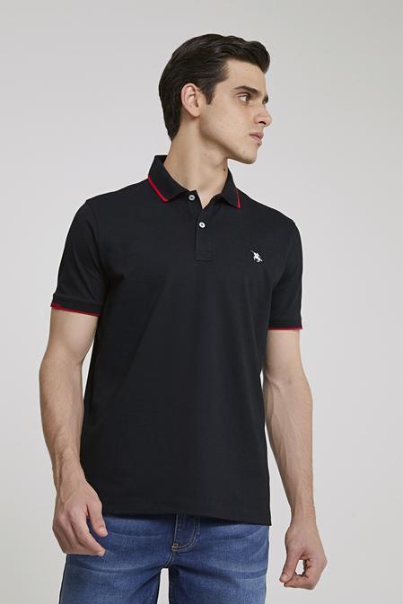Ds Damat Regular Fit Siyah T-shirt - 8682060800589 | D'S Damat