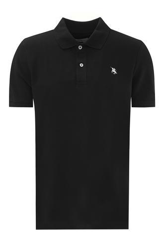 Ds Damat Büyük Beden Siyah T-shirt - 8682060801067 | D'S Damat