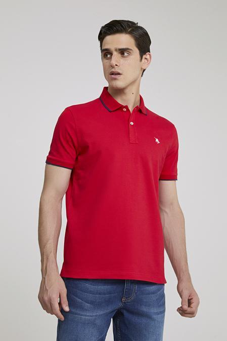Ds Damat Regular Fit Kırmızı T-shirt - 8682060800787 | D'S Damat