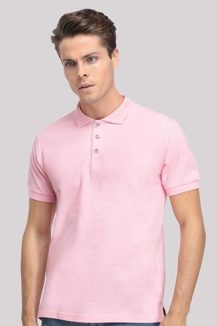 Ds Damat Regular Fit Pembe T-shirt - 8681779765882 | D'S Damat