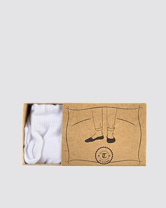 Twn Beyaz Çorap - 8681779909675 | D'S Damat