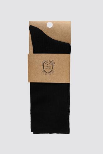 Ds Damat Siyah Çorap - 8682445410396 | D'S Damat