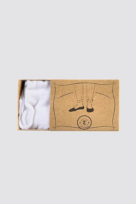 Twn Beyaz Çorap - 8682060098733 | D'S Damat