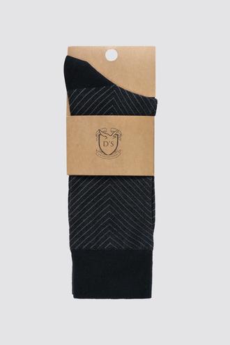 Ds Damat Lacivert Çorap - 8682060101051   D'S Damat