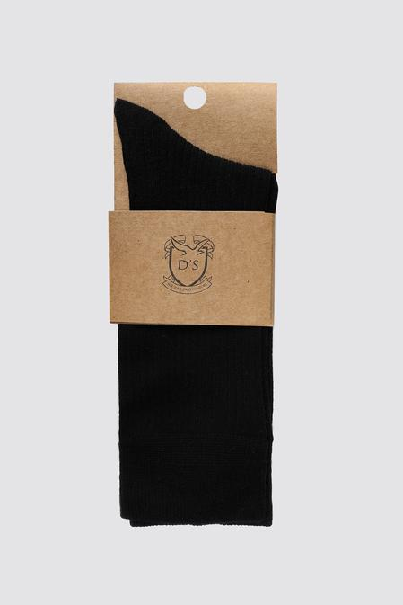 Ds Damat Siyah Çorap - 8682060101211 | D'S Damat