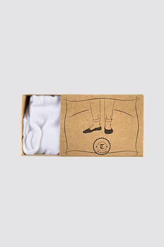 Twn Beyaz Çorap - 8682060124401 | D'S Damat
