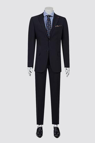 Ds Damat Regular Fit Regular Fit Lacivert Düz Takım Elbise - 8681779159636 | D'S Damat