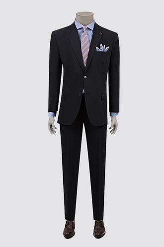 Ds Damat Comfort Comfort Lacivert Düz Takım Elbise - 8681779160526 | D'S Damat