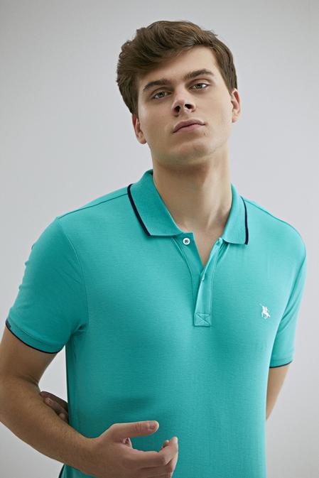 Ds Damat Regular Fit Yeşil T-shirt - 8682060800664 | D'S Damat