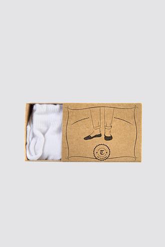 Twn Beyaz Çorap - 8682060833907 | D'S Damat