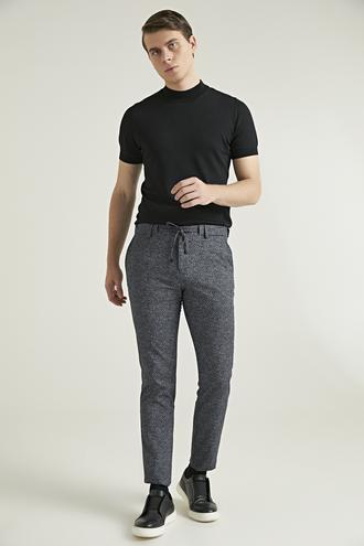 Ds Damat Slim Fit Antrasit Jogger Pantolon - 8682060931757 | D'S Damat