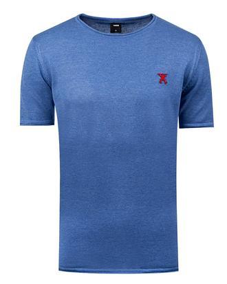 Tween Mavi Trıko - 8681649183334 | Damat Tween