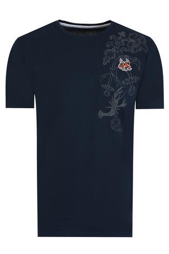 Tween Lacivert T-shırt - 8681649447832 | Damat Tween