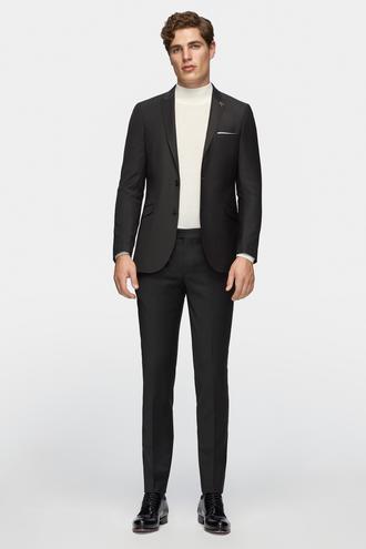 Tween Slim Fit Siyah Takım Elbise - 8682364943838 | Damat Tween