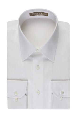 Damat Slim Fit Beyaz Gomlek - 8681649554233 | Damat Tween
