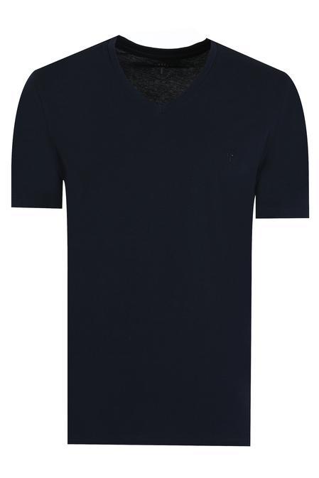 Tween Lacivert T-shirt - 8681649583486   Damat Tween