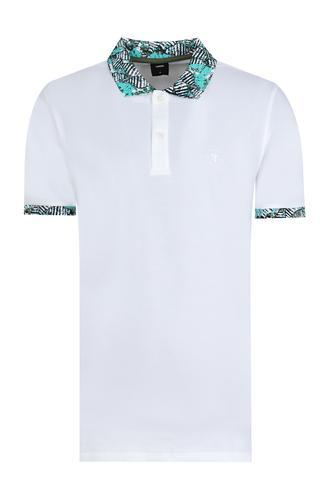 Tween Beyaz T-shırt - 8681649586012 | Damat Tween