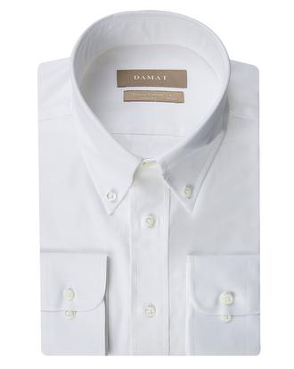Damat Comfort Beyaz Gomlek - 8681649593881 | D'S Damat