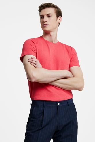 Tween Kırmızı Baskılı T-shirt - 8681649987772 | Damat Tween