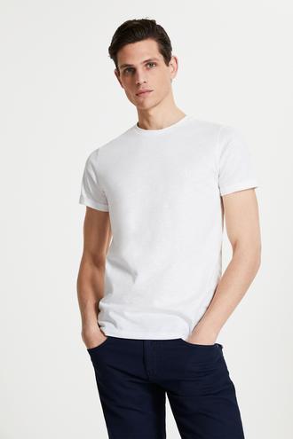 Tween Kemik Baskılı T-shirt - 8681649987895 | Damat Tween