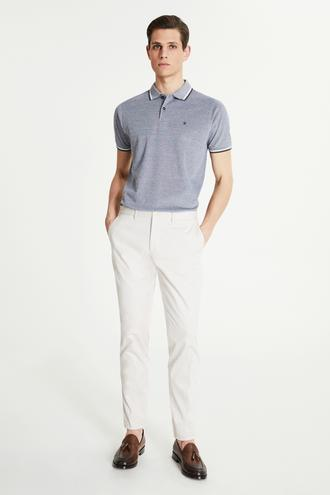Damat Slim Fit Taş Chino Pantolon - 8682364792269 | Damat Tween