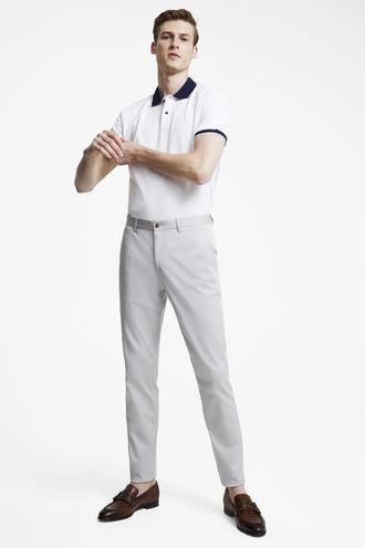 Damat Slim Fit Taş Chino Pantolon - 8682364484836   Damat Tween