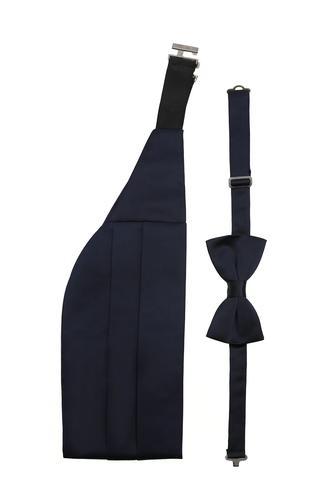 Tween Lacivert Kusak-papyon Set - 8681649971764 | Damat Tween