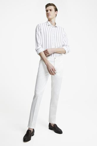 Damat Slim Fit Kemik Chino Pantolon - 8682364303441 | D'S Damat