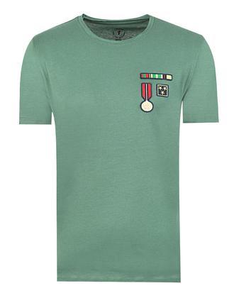 Tween Haki Baskılı T-shirt - 8681649413400 | Damat Tween