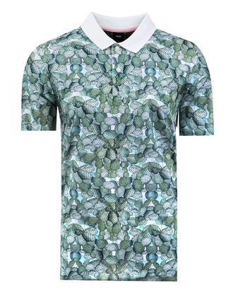 Tween Yeşil Baskılı T-shirt - 8681649726487 | Damat Tween