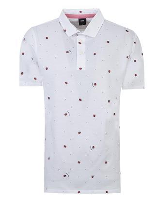 Tween Beyaz Baskılı T-shirt - 8681649117001 | Damat Tween