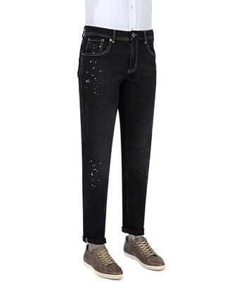 Tween Super Slim Fit Siyah Denim Pantolon - 8681142893549 | D'S Damat