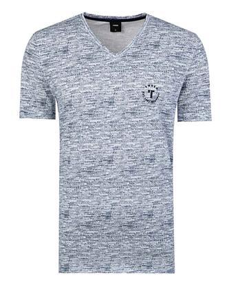 Tween Beyaz Baskılı T-shirt - 8681649003175 | Damat Tween