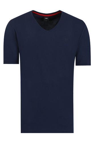 Tween Lacivert Baskılı T-shirt - 8681649431497 | Damat Tween