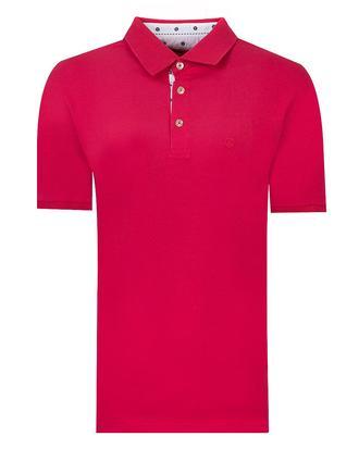 Damat Nar Çiçeği Çizgili T-shirt - 8681649194378 | Damat Tween