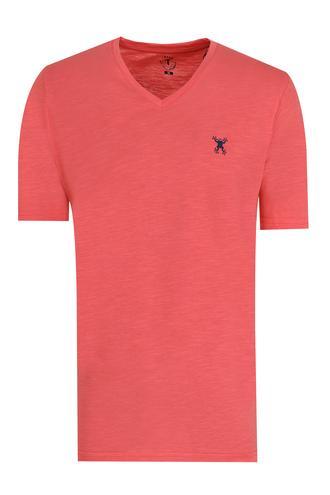 Tween Nar Çiçeği Baskılı T-shirt - 8681649628071 | Damat Tween