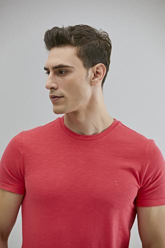 Tween Mercan Baskılı T-shirt - 8695460253329 | Damat Tween