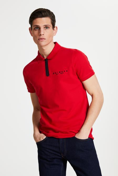 Tween Kırmızı T-shirt - 8682364793839 | Damat Tween