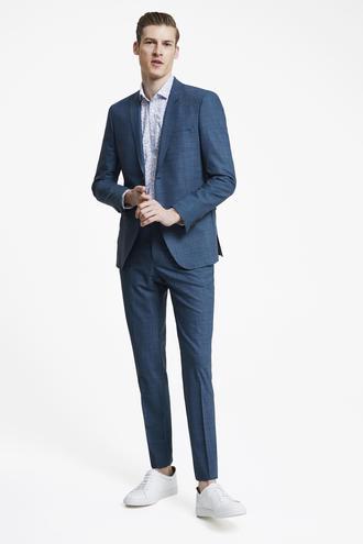Tween Slim Fit Yeşil Takım Elbise - 8681649903055 | D'S Damat