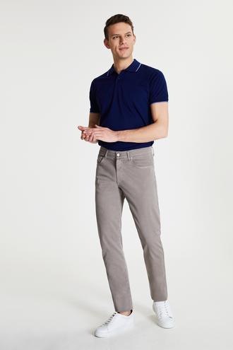 Damat Slim Fit Antrasit Chino Pantolon - 8681649982333 | Damat Tween