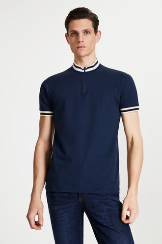 Tween Lacivert T-shirt - 8681649987611 | Damat Tween