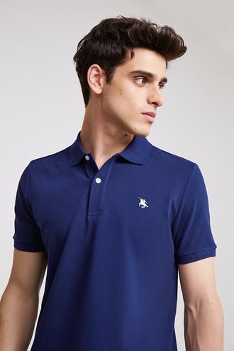 Ds Damat Regular Fit Lacivert T-shirt - 8682060786364 | D'S Damat