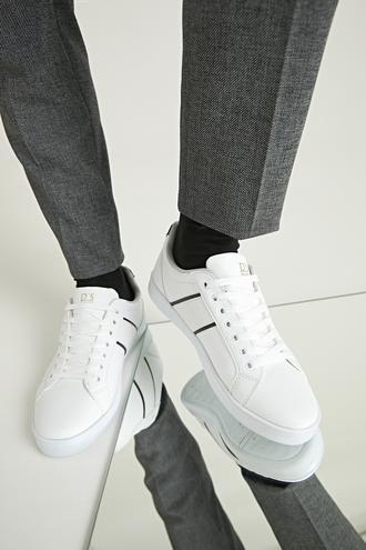 Twn Beyaz Ayakkabı - 8682445117233 | D'S Damat