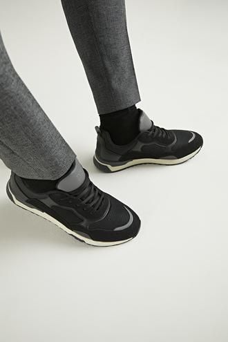 Twn Siyah Ayakkabı - 8682445117394 | D'S Damat