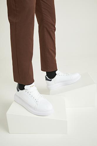 Twn Beyaz Ayakkabı - 8682445117509 | D'S Damat