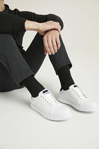 Twn Beyaz Sneaker Ayakkabı - 8682445177053 | D'S Damat