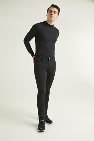 Twn Super Slim Fit Siyah Denim Pantolon - 8682060757067 | D'S Damat
