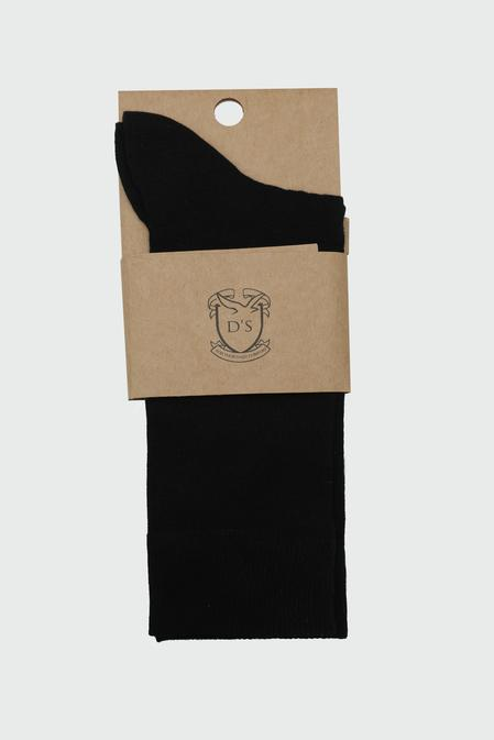 Ds Damat Siyah Çorap - 8682445210187   D'S Damat